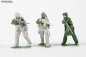 Toy Soldier Collector Open Fire Figures